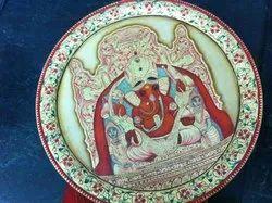 Sidhi Vinayak Miniature Painting
