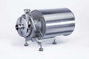 Stainless Steel Hygienic Pumps, Voltage: 280 V