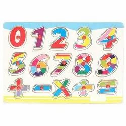 Wooden Learning Numeric Educational Toys
