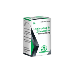Lamivudine & Zidovudine Tablets 150mg 300mg