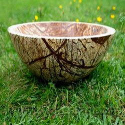 Round Shaped Natural Stone Wash Basin