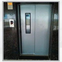 Telescopic Opening Door