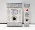 Ayurvedic White Sage Masala Incense Sticks