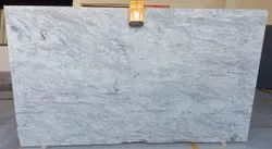 Thunder White Granite Slab