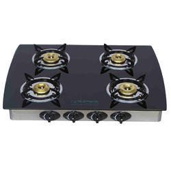 4 Burner Kitchen Hobs
