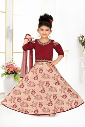 Kids Beaded Dresses