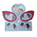 Swan Design Plastic Photo Frame