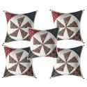 Barmeri Cotton Cushion Cover Set