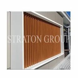 Window SunShade Cladding