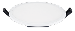 15W Round Ultra Slim LED Panel