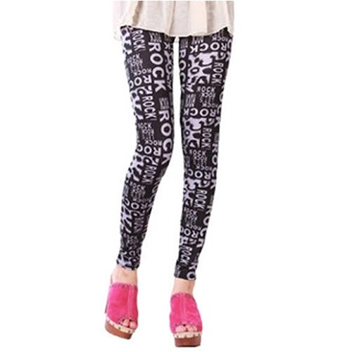 8211e59329 Lycra Straight Fit Ladies Printed Leggings, Size: XXL, Rs 150 /piece ...
