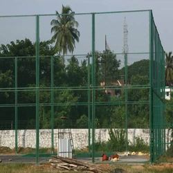 Perimeter Security Fencing Net