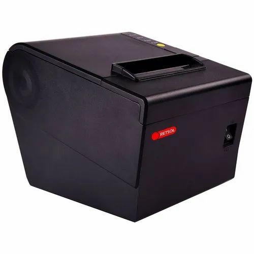 Retsol Black And White TP 806 Thermal Printer