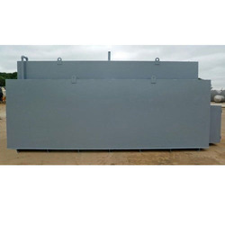 Mild Steel Chemical Tank