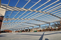 Pre Engineered Building Structure Service