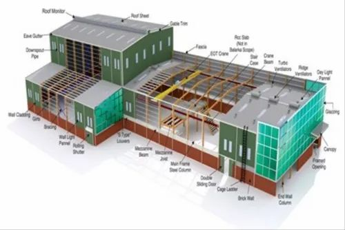Industrial Construction And Fabrication