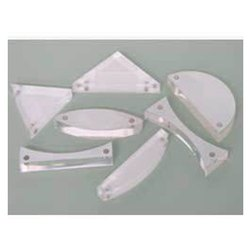 Prism Acrylic Magnetic Back Set