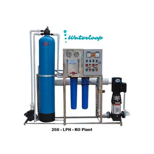 Single Phase Waterloop 1000 L 500 LPH RO Plant, Capacity: 500 l/hr