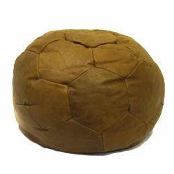 BRANDED Multicolor Football Bean Bag, Size: XL