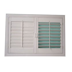 UPVC Window Shutter
