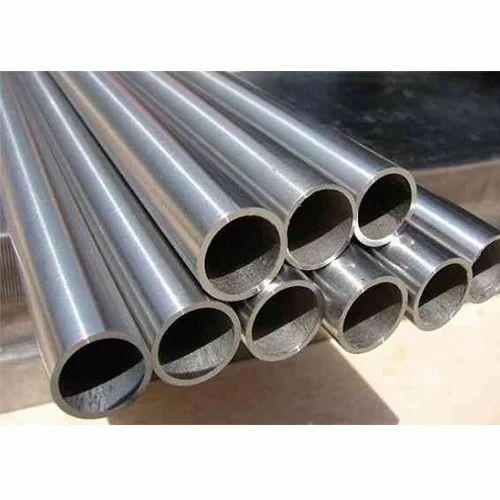 Lakshya International SS 304 Railing (Polished) Pipes