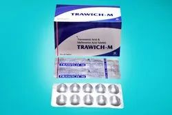 Tranexamic Acid 500, Mefenamic Acid 250