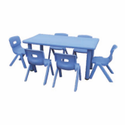 Rectangle School  Table