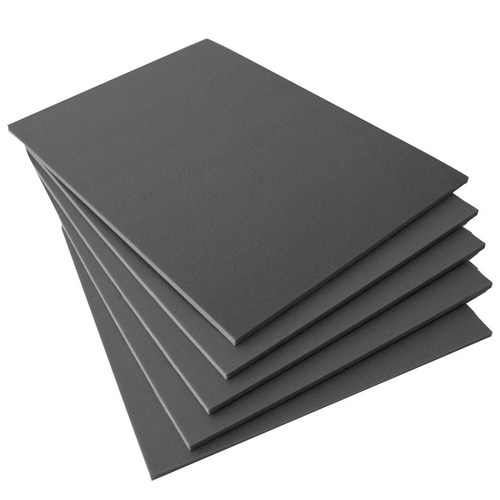 Plain Electrical Insulation Rubber Mat Shree Tirupati