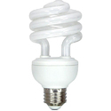 Spiral CFL LED Light Bulb