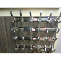 Silver Stainless Steel Wall Hook