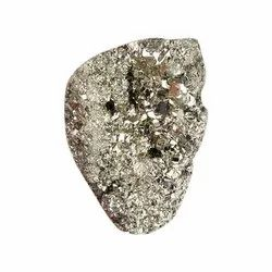 81Cts Natural Pyrite Druzy