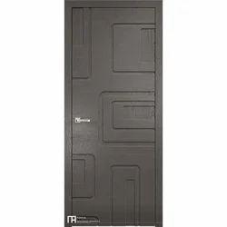 Wood Wooden Safety Door
