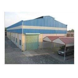 Prefabricated Fabrication Yard