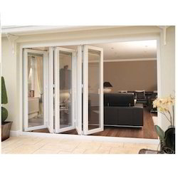 Aluminium Metal Section Door