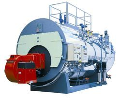 Industrial Steam Boiler