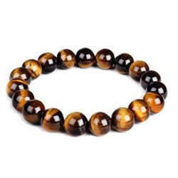 Tiger Eye Bracelet Bead
