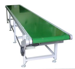 Two Long Distance Belt Conveyor