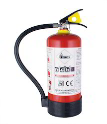 Dry Chemical Powder Type Fire Extinguisher Omex