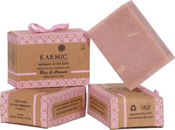 Rose And Almond Soap