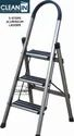 Clean-In 3 Steps Aluminium Folding Ladder