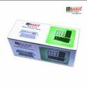 OBASIX Whiteboard Marker & Duster Holder - Black