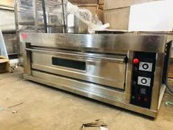 1 Deck 3 Tray Gas Oven