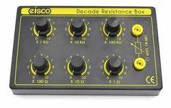 Decade Resistance Box Calibration Service