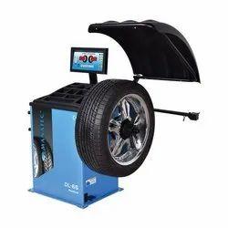 WB DL 65 DSP PREMIUM Wheel Balancer