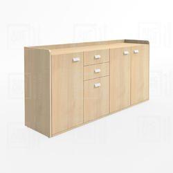 Encore Modular Furniture File Office Cabinet