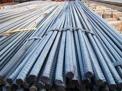 JINDAL Mild Steel TMT Bar, Unit Length: 12 m, Grade: Fe 500