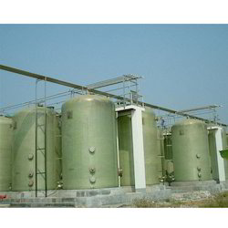 PP FRP Tanks for Emulsion