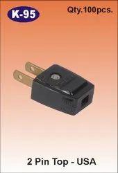 K-95 2 Pin Top Plug