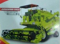 Combine Harvester Jhandeana 9900