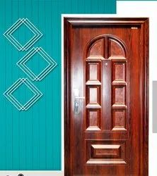 SS Hinged Door, Thickness: 70 Mm